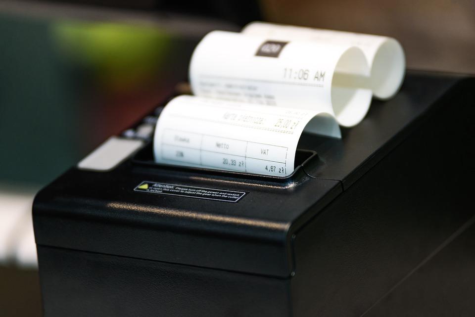Kassensysteme (Belegdrucker)
