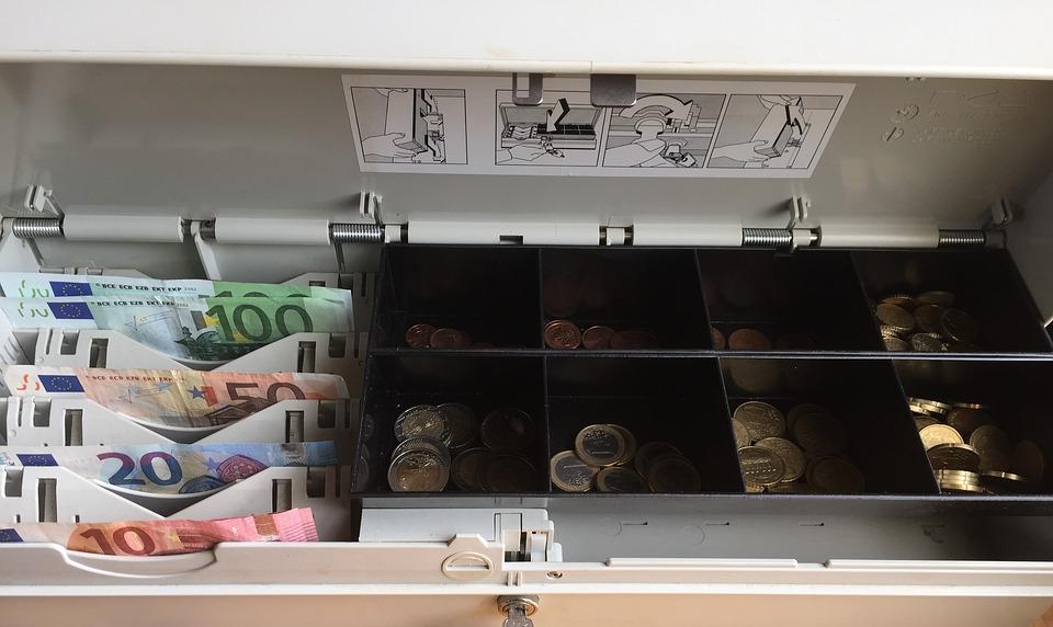 Kassensysteme (Kassenlade)